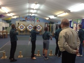 Archery Competition 2019